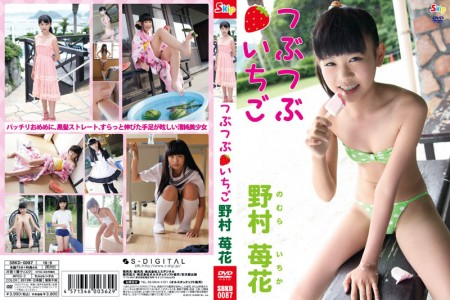 SBKD-0087 Maika Nomura 野村苺花 つぶつぶいちご