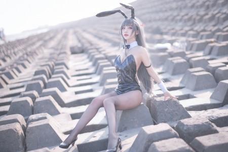 Shika小鹿鹿 - 樱岛麻衣 兔女郎 麻衣学姐
