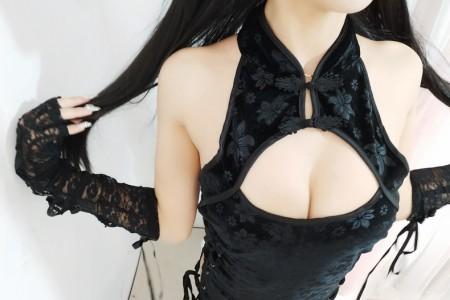 鬼畜瑶 - 黑丝旗袍