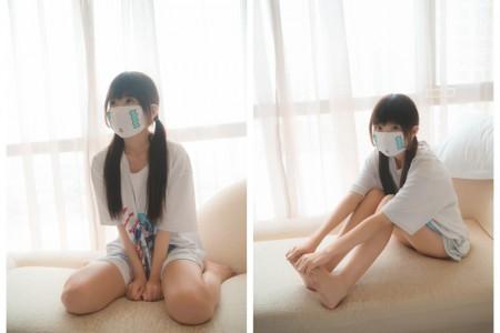 双马尾御子Yumiko - 二次元口罩