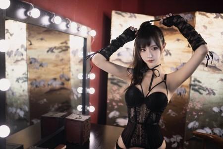 Shika小鹿鹿 - 妄想天国 黑&白 真爱版