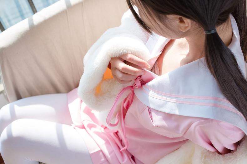 森萝财团—— JK白丝写真 BETA-013【106P/731MB】 1
