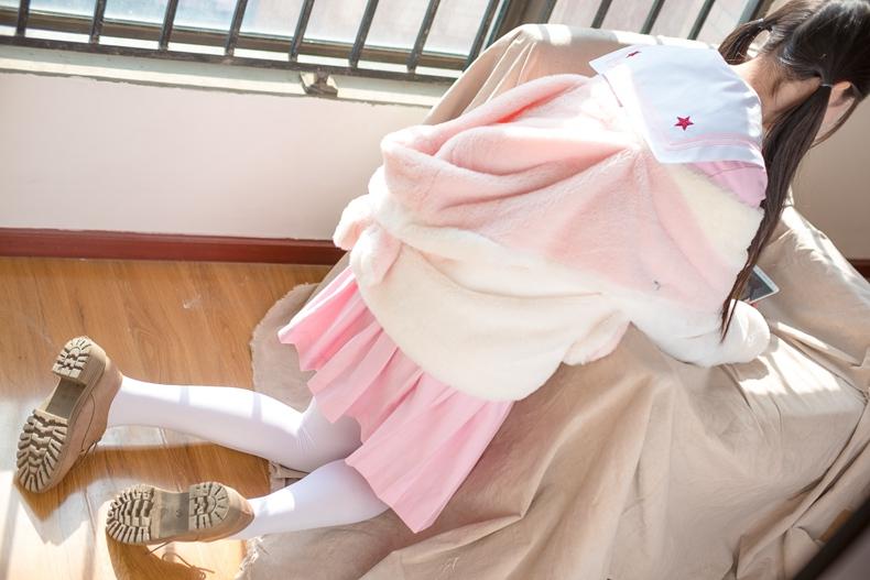 森萝财团—— JK白丝写真 BETA-013【106P/731MB】 5