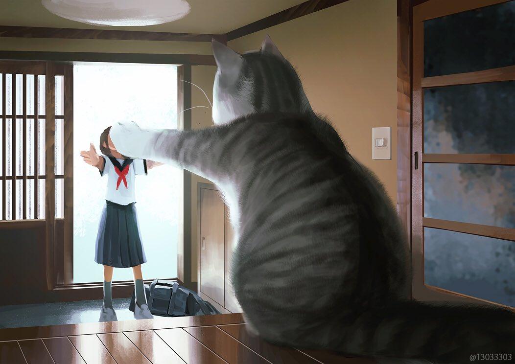 喵喵喵!2月22日是日本猫之日!来看看各种猫猫吧 1