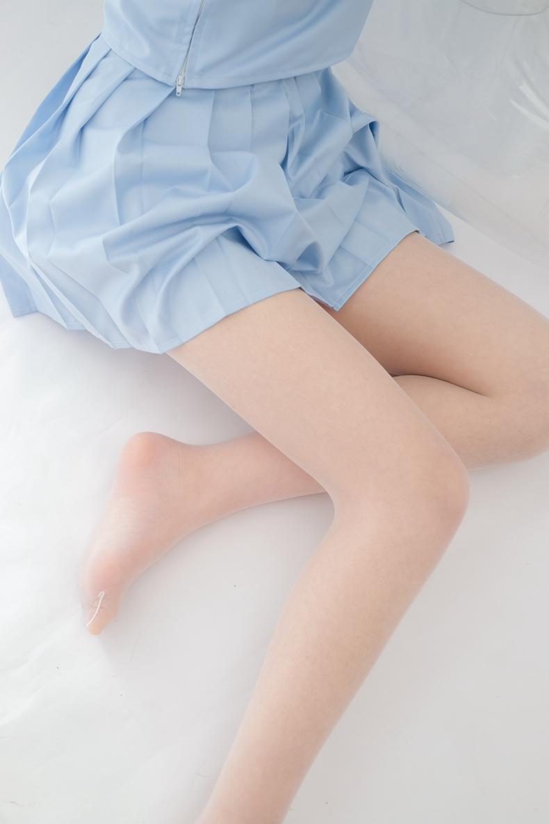 喵写真 PR15 003 肉丝JK【69P+视频】 1