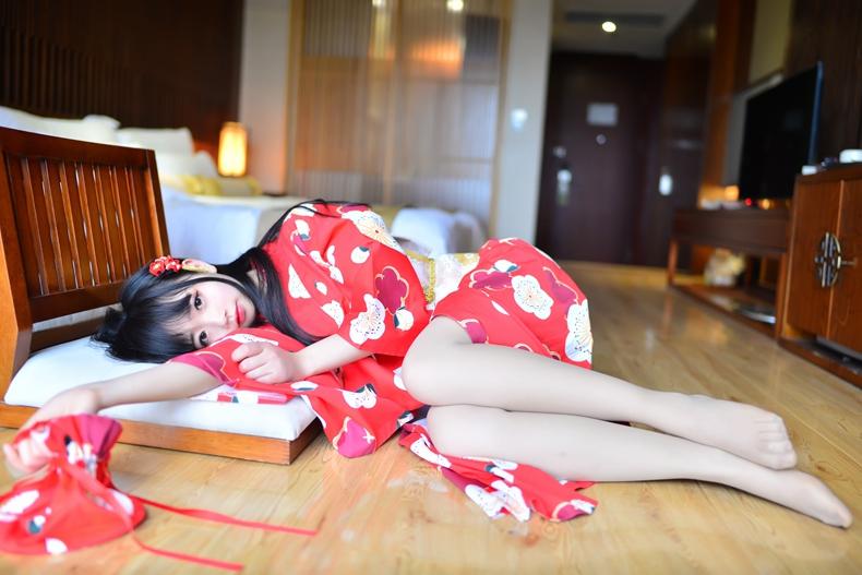 日系浴袍@雪琪SAMA 2