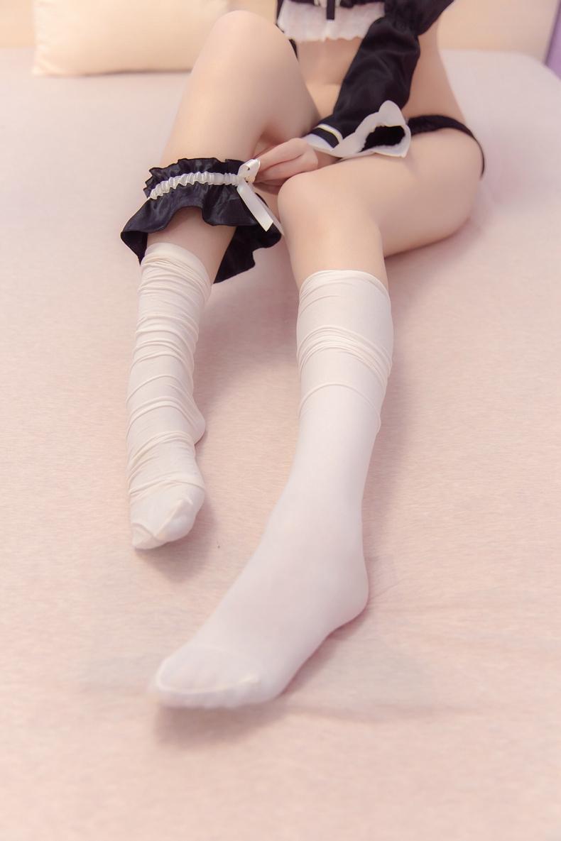 南桃Momoko - 蕾姆女仆内衣 从零开始的异世界生活 5
