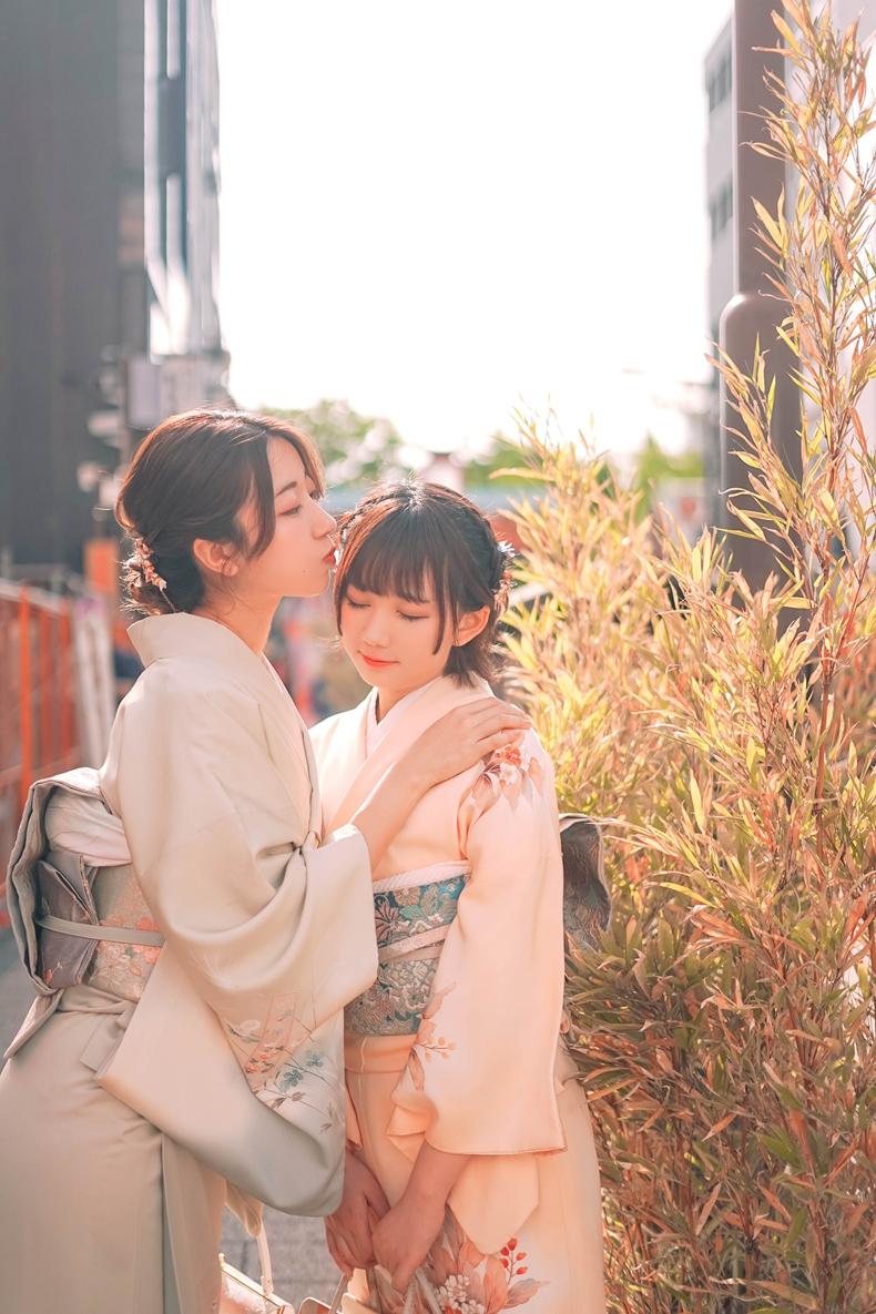 百合赛高 黑川&浅野菌子 - 少女心事2 1