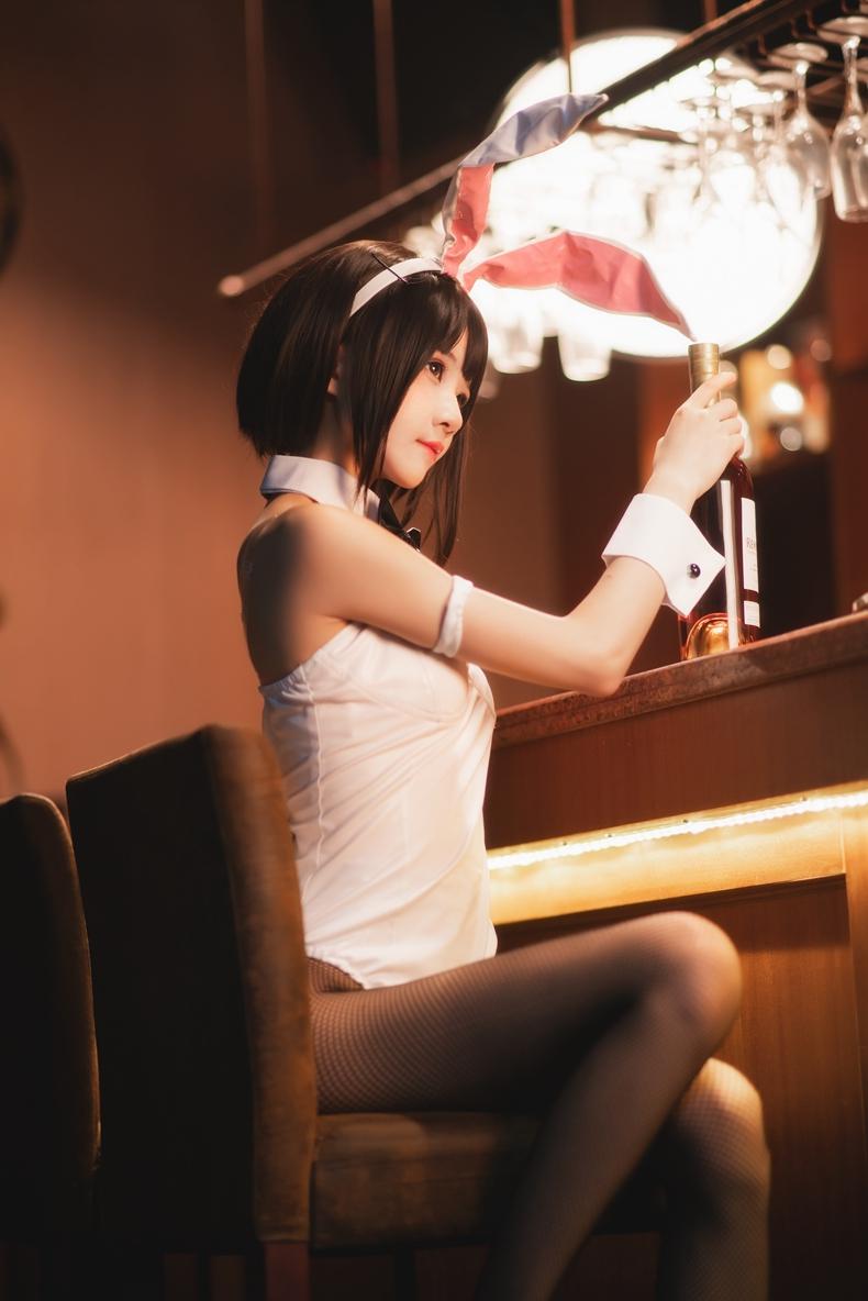 桜桃喵 - 加藤惠 兔女郎 路人女主的养成方法 2