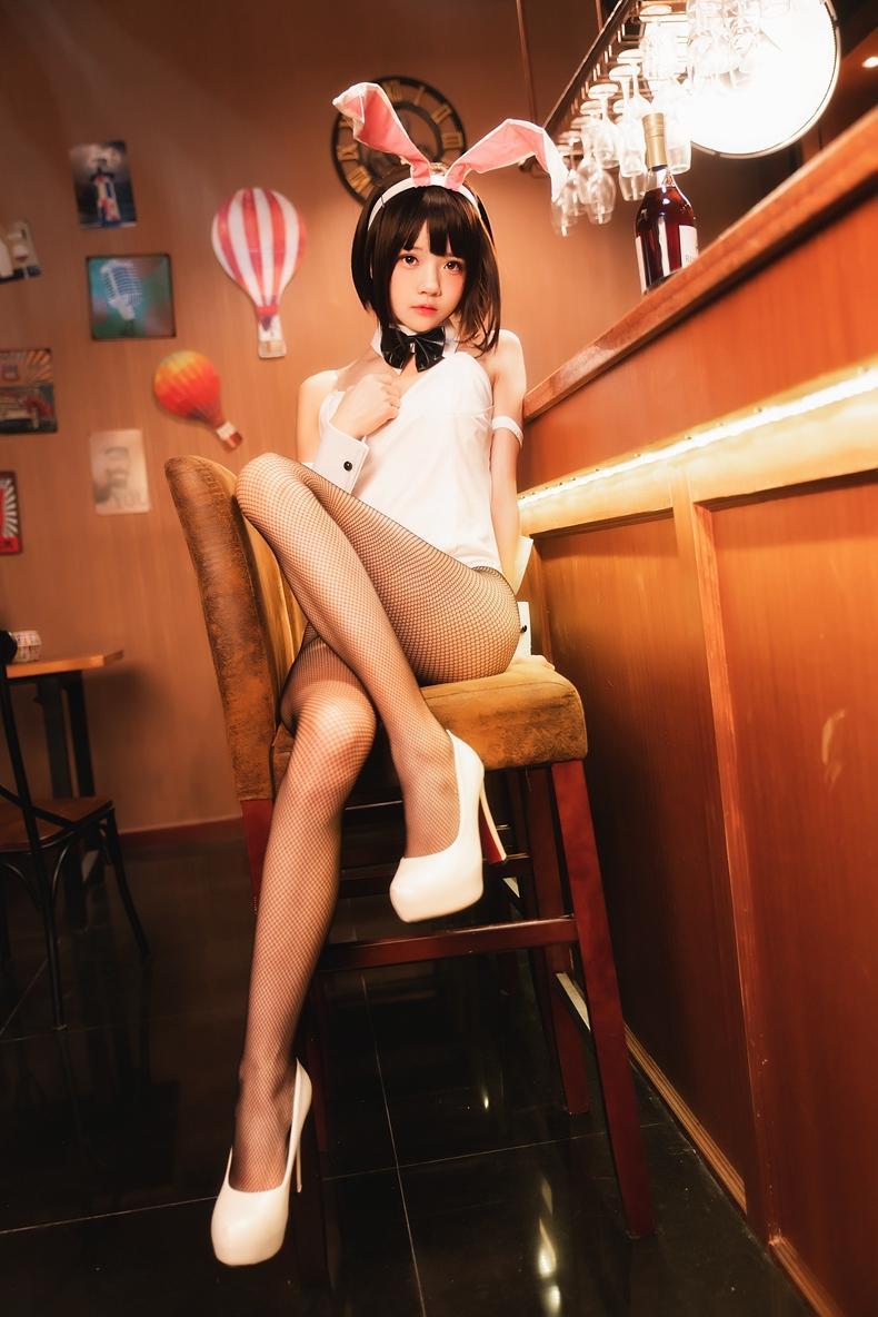 桜桃喵 - 加藤惠 兔女郎 路人女主的养成方法 3
