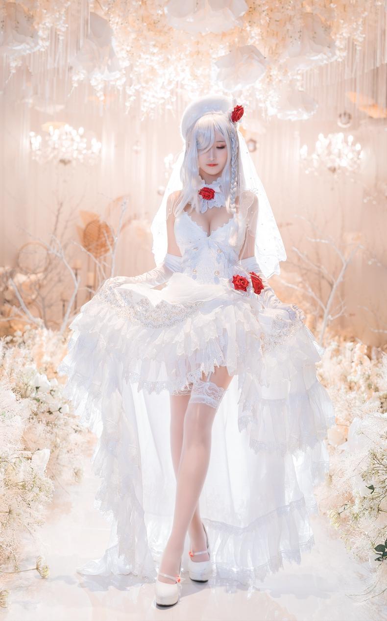 三度_69 - G36C花嫁 少女前线 4