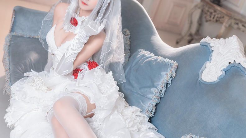 三度_69 - G36C花嫁 少女前线 5