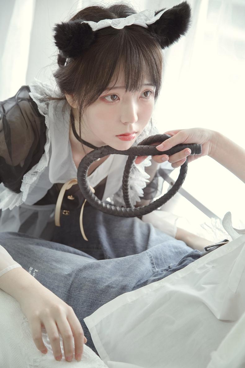 Fushii海堂 - 喵系透明女仆 1