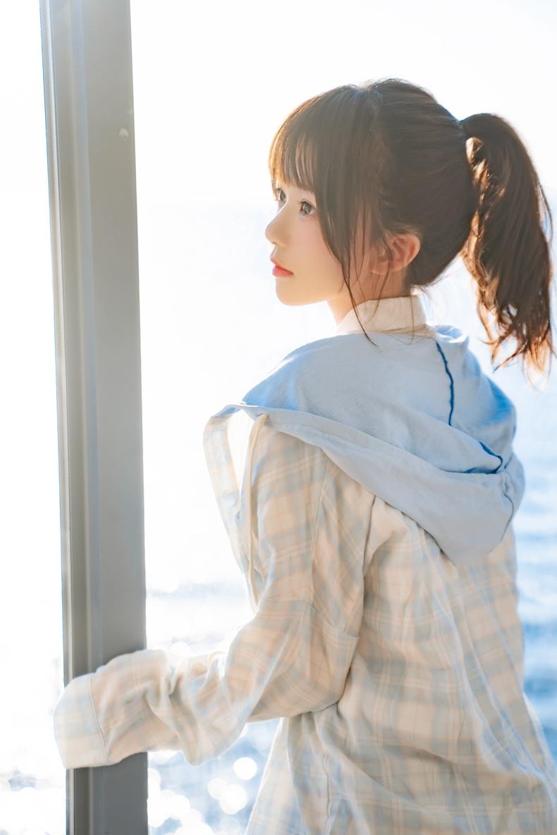 桜桃喵 - 民宿JK制服感光 2